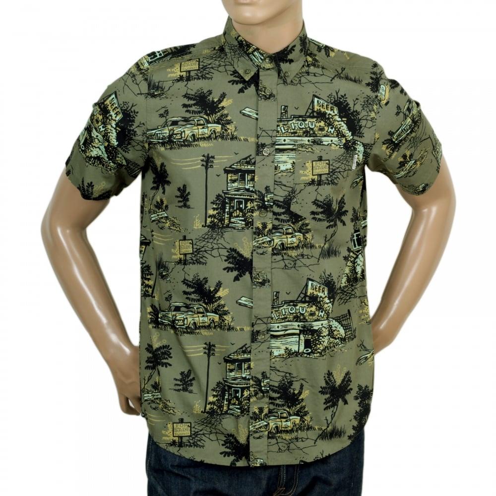 Carhartt short sleeve shirt