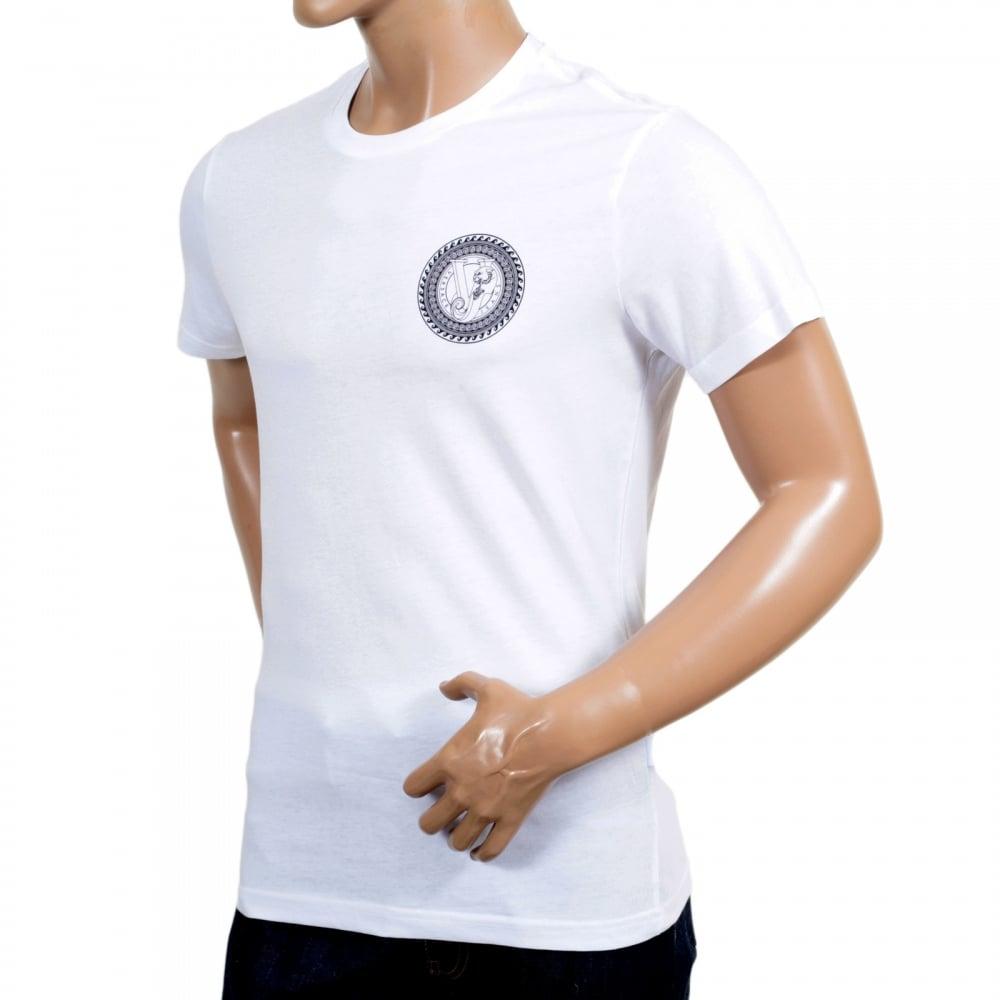 short sleeve t-shirt in white