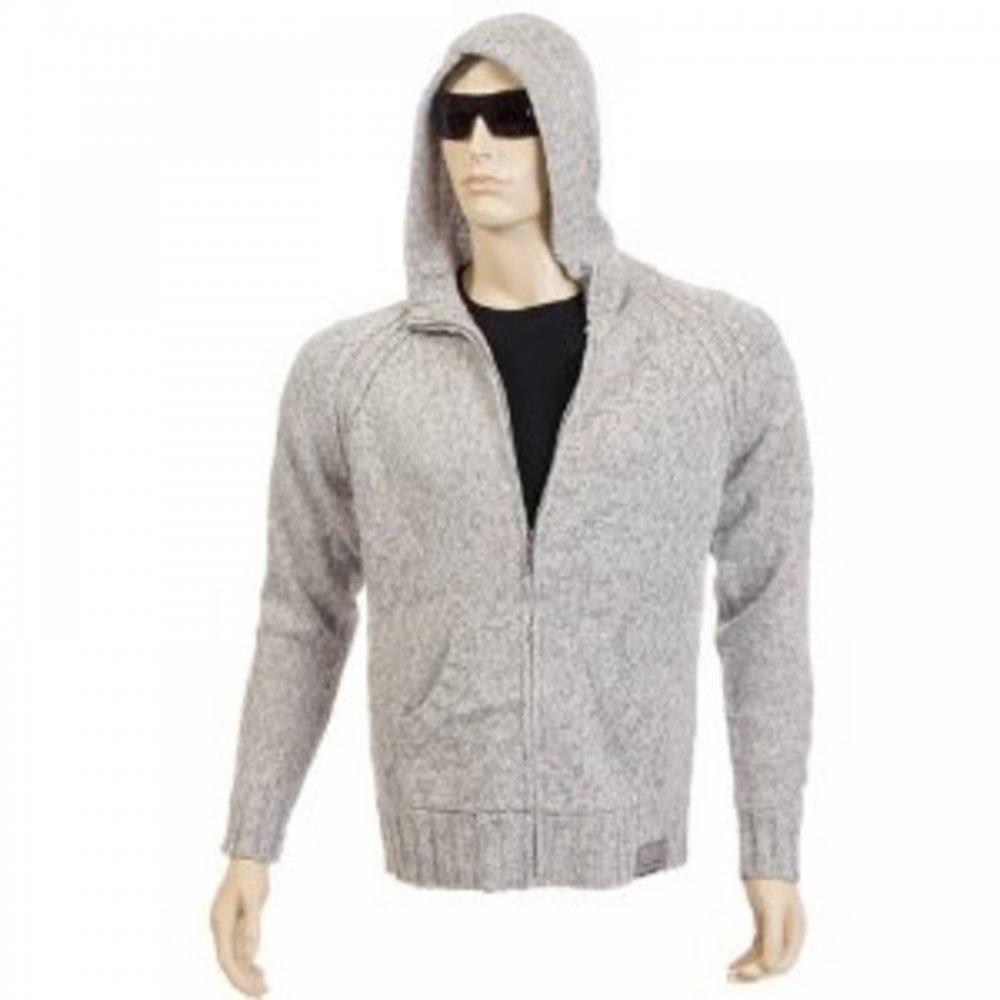 zip up regular fit cardigan