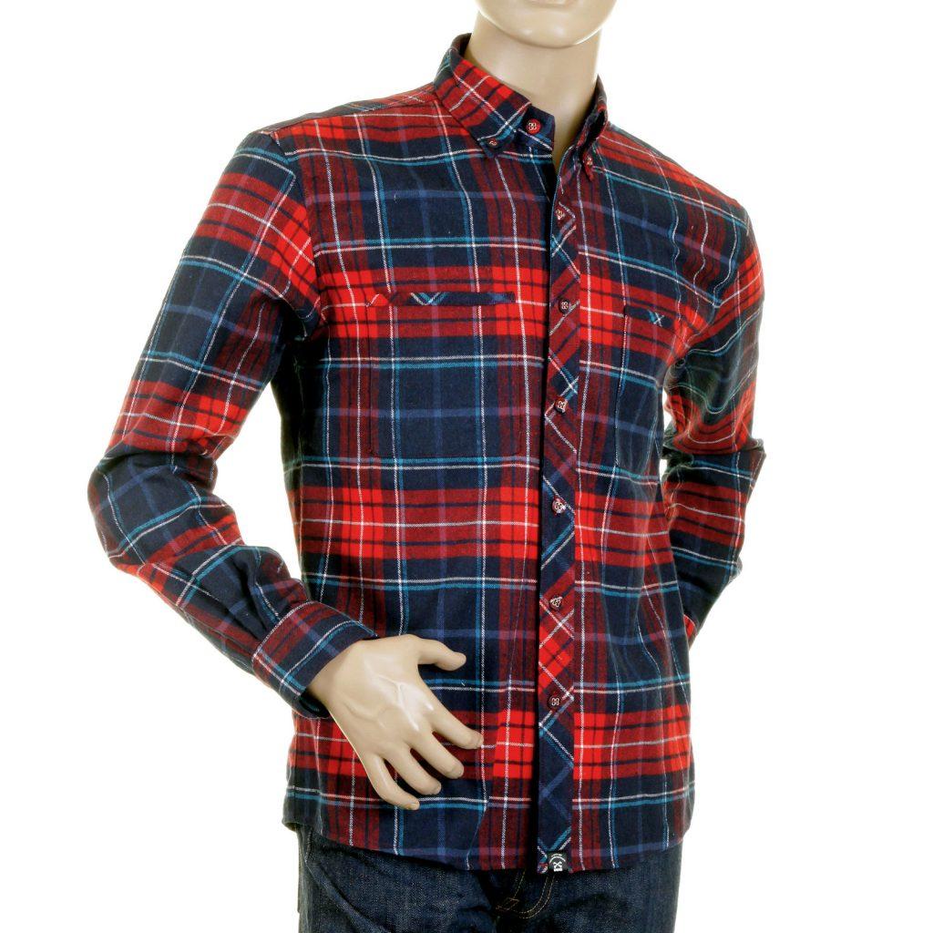 RMC MKWS flannel shirt