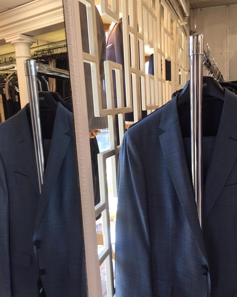 How to Store your Bespoke Suits