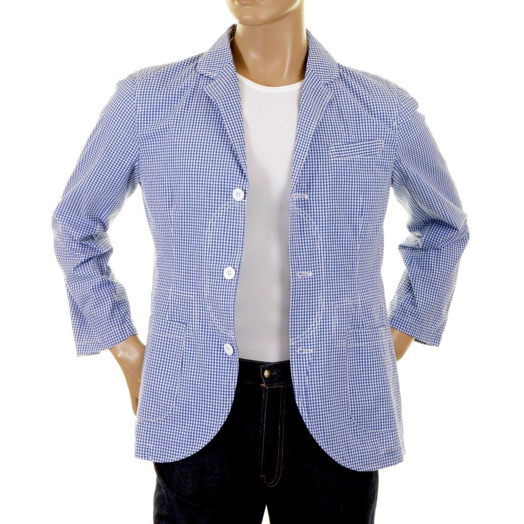 Mens Cotton Lightweight Jacket