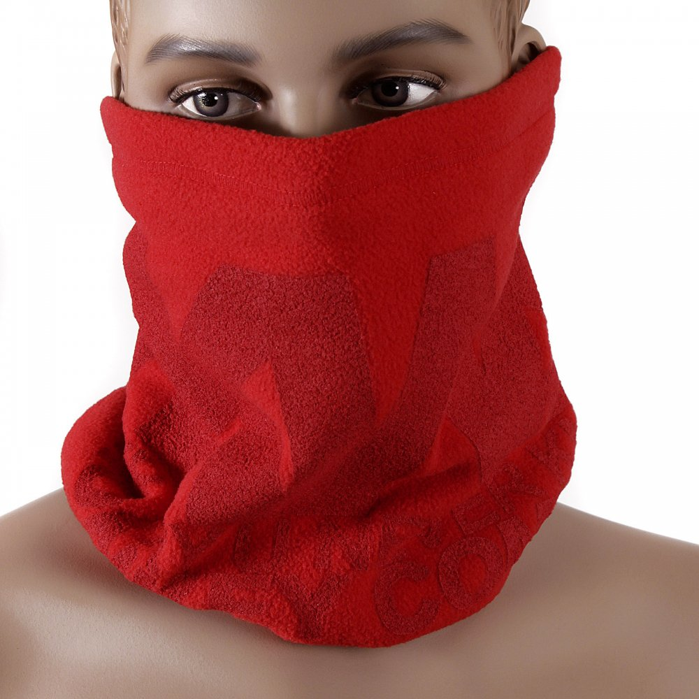 Red Snood from RMC Jeans