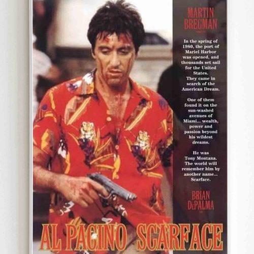 Al Pacino wearing Hawaiian Shirt