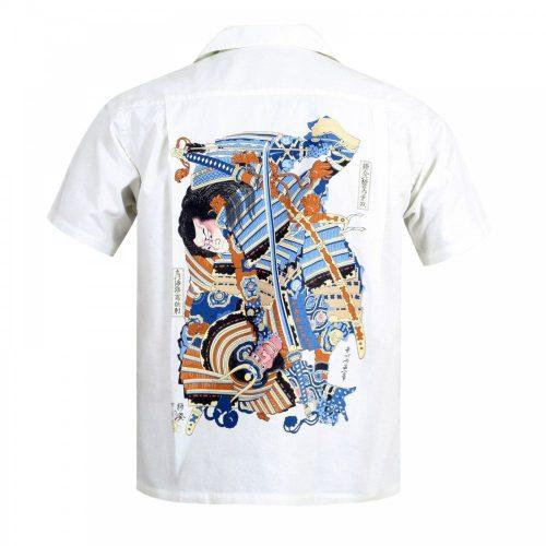 Off White Sun Surf Shirt