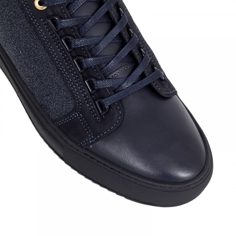 Navy Android Homme Trainers