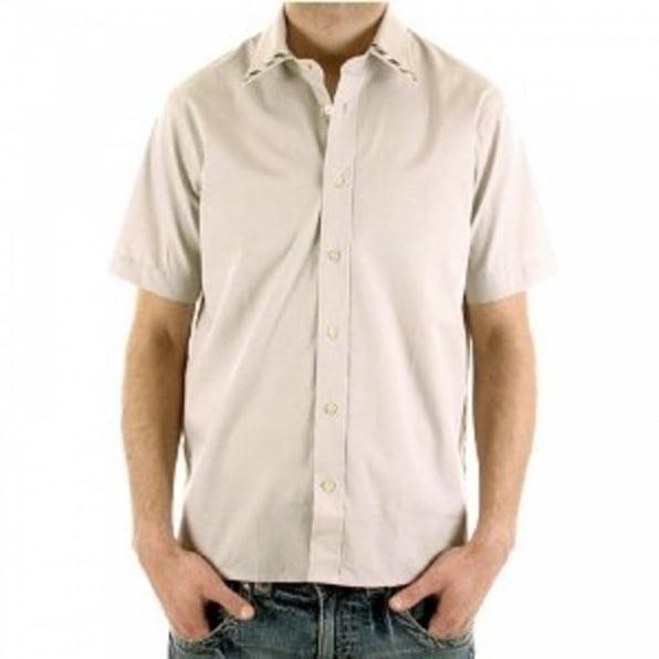AQUASCUTUM Regular Fit short sleeve shirt