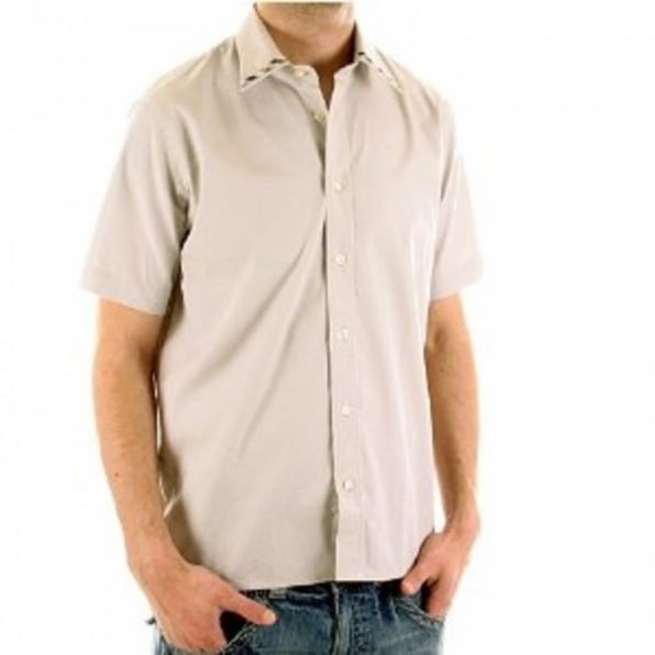 AQUASCUTUM Regular Fit short sleeve shirt