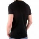 ARMANI JEANS Black Crew Neck Short Sleeve Slim Fit T-Shirt