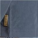 ARMANI JEANS Blue Crew Neck Slim Fit Long Sleeve Stretch T-Shirt