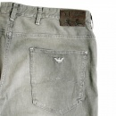 ARMANI JEANS Buy Grey Stretch Cotton Low Waist Fitted Fit Jeans