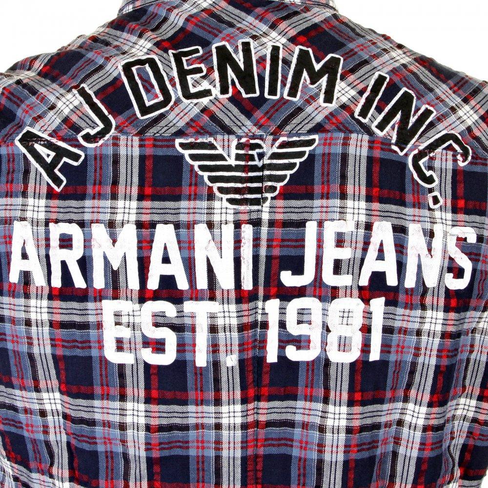 Armani Fitted Shirts