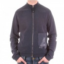 ARMANI JEANS Long sleeve Zipped Sweat jacket