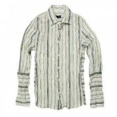 Mens Designer Long Sleeve Shirt