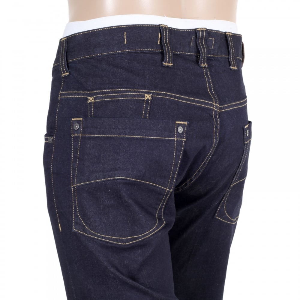 sleek and stylish low waist jeans by armani jeans uk. Black Bedroom Furniture Sets. Home Design Ideas