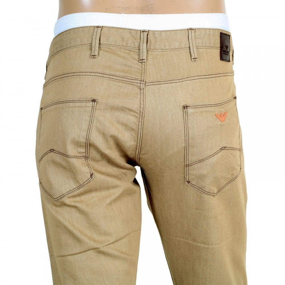 buy extra slim fit beige jeans for men at niro fashion. Black Bedroom Furniture Sets. Home Design Ideas