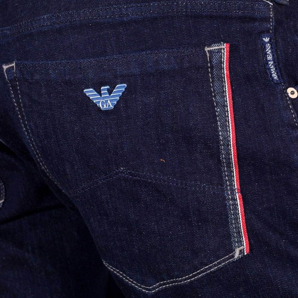 regular fit jeans - Red Armani Jeans dMoWQcy