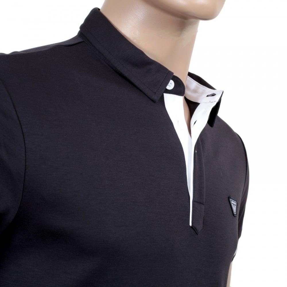Mens Polo Shirts Slim Fit