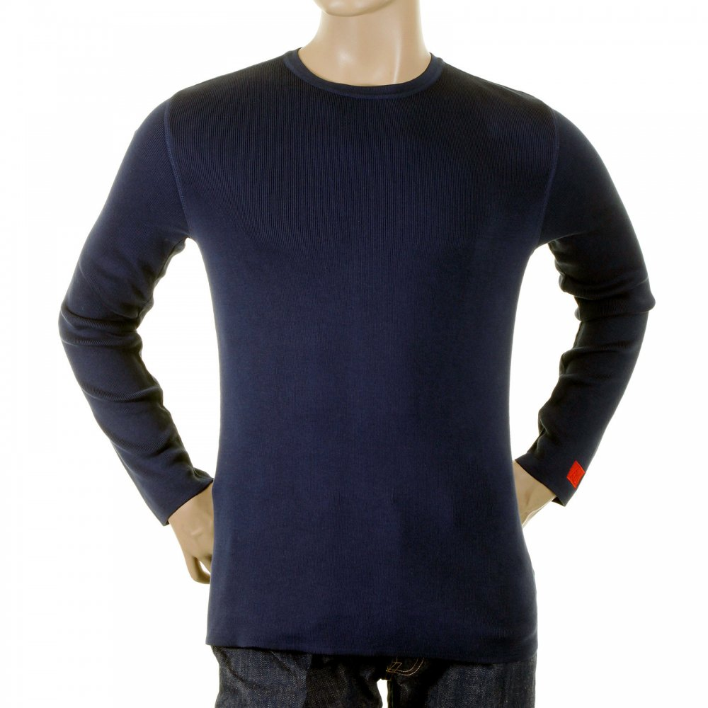 alennusmyynti varastossa eri tavalla Mens Knitted Navy Blue Jumper by Armani Jeans | Style is a ...
