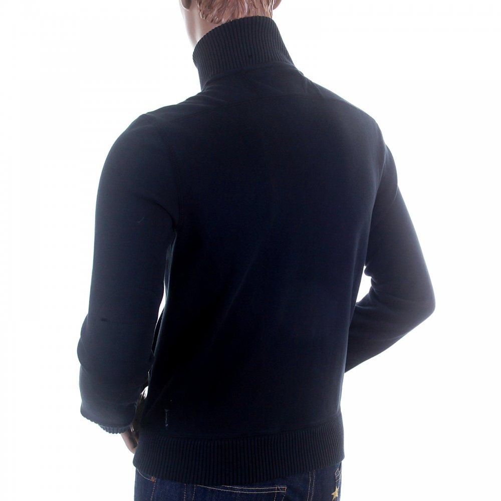 armani jeans navy sweatshirt