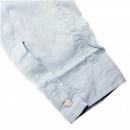 ARMANI JEANS Sky Blue Regular Fit Long Sleeve Shirt