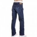 ARMANI JEANS Stonewashed Regular Fit Regular Waist Stretch Denim Jeans