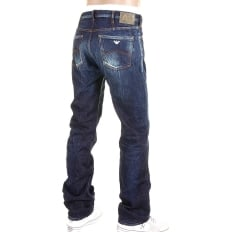 Stonewashed Regular Fit Regular Waist Vintage Finish Denim Jeans