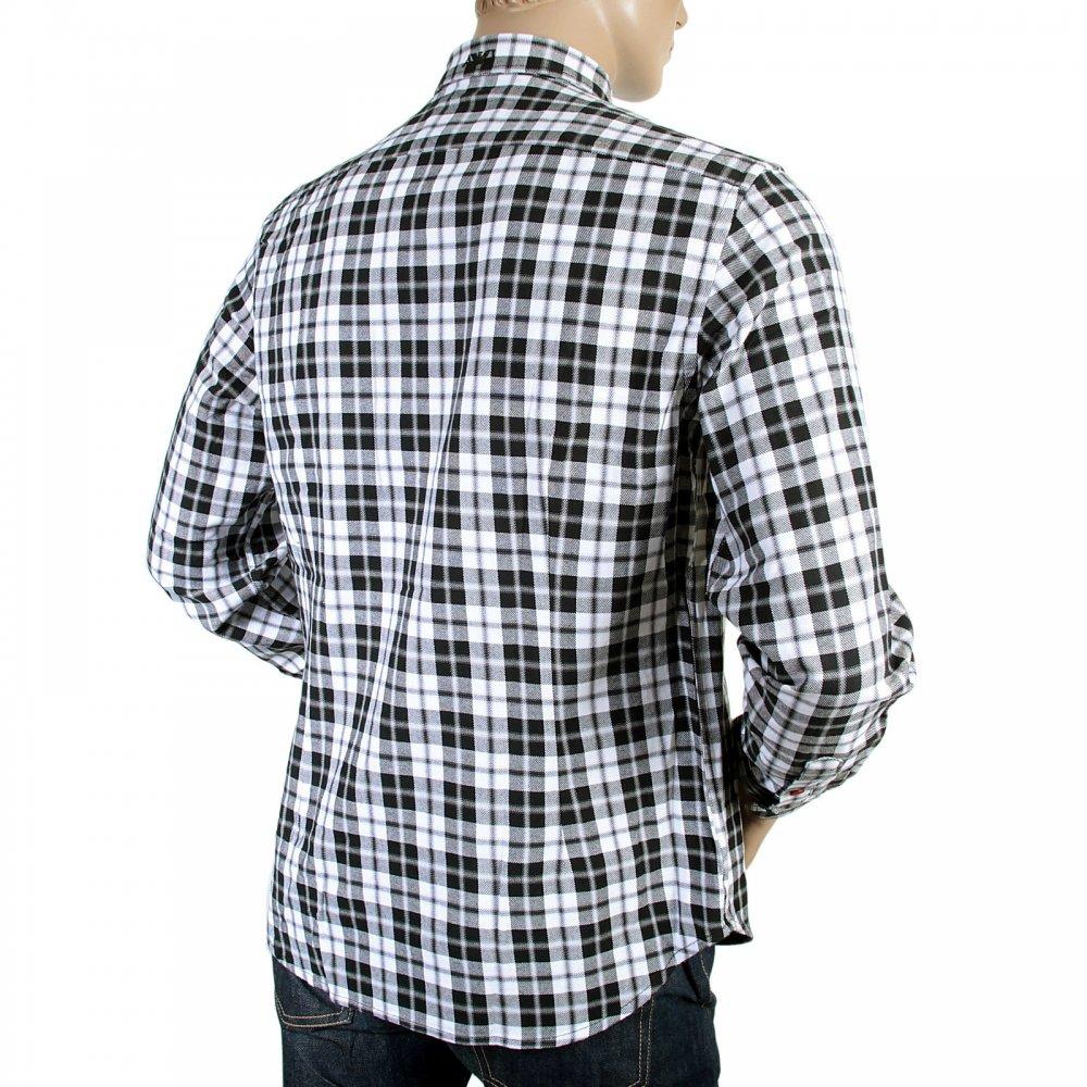 Armani Jeans Black Shirt