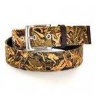A La Mode Mens Leather Belt