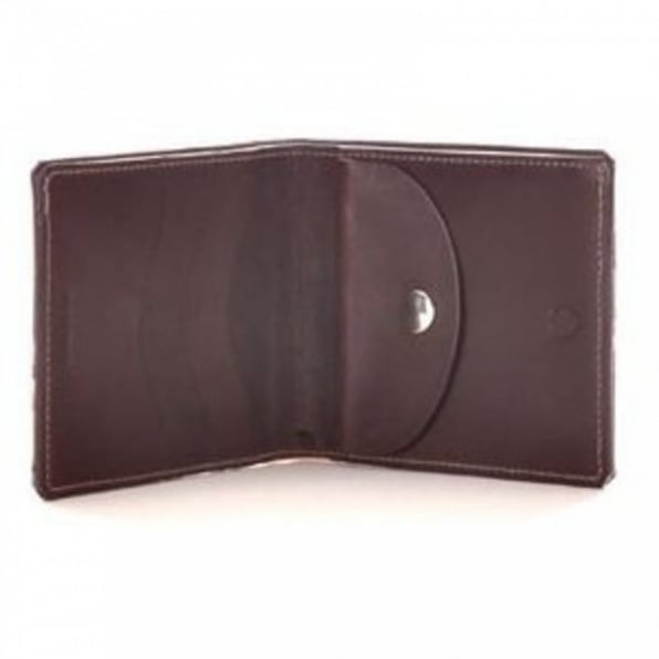 BANGERS AND MASH Designer Credit Card Holder with Coin Pouch