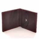 BANGERS AND MASH Leather bill fold credit card wallet