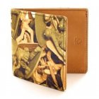 Mens Credit Card Wallet with Coin Pocket