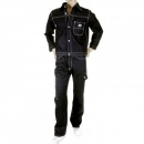 RMC MKWS Black Sugar Super Exclusive Unwashed Selvedge Denim Jacket
