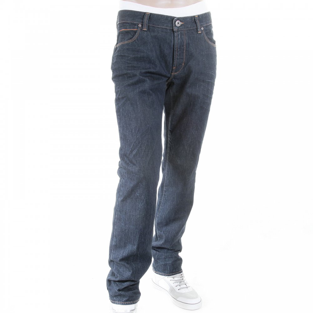 Mens black slim fit jeans uk – Global fashion jeans models
