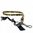 RMC JEANS Boxed Unisex Green Tiger Camo Key Chain