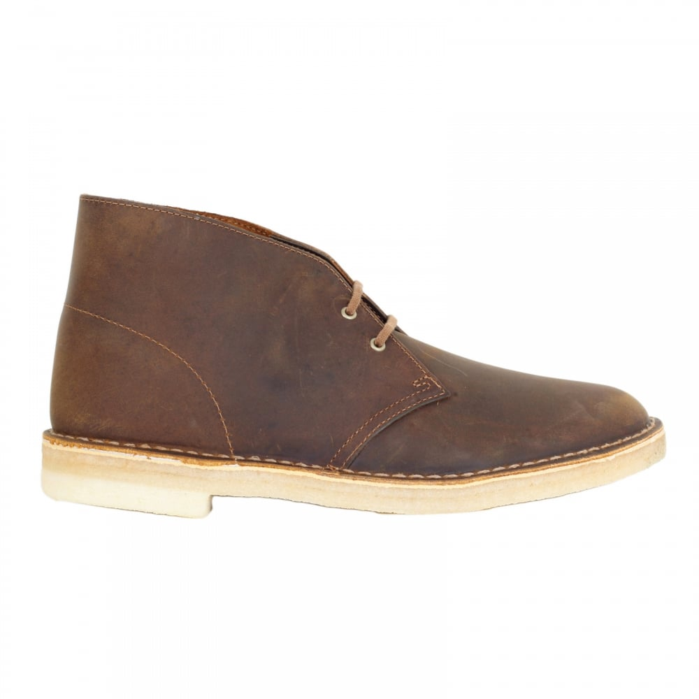 Clarks Beeswax Leather Shoes