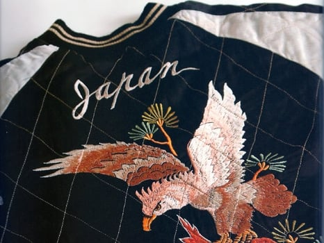 Tailor Toyo Souvenir Tour Jacket