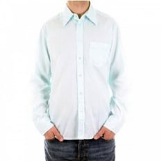 Long Sleeve Pale turquoise shirt