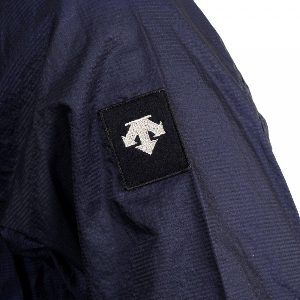 3489bbcd153 ... DESCENTE Mens Navy Nylon Lightweight Regular Fit Jacket ...