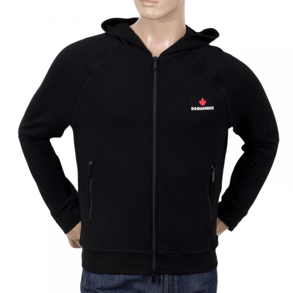 Dsquared2 Zip hoodie iF4FqAGcMV