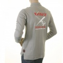 EVISU Authentic Rare Grey Tailor salon polo shirt