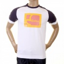 EVISU Authentic Rare White with Ink Kodak T-Shirt