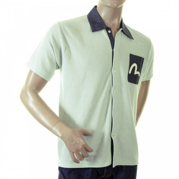 EVISU Deluxe Original Knitted shirt