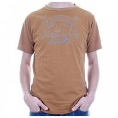 European Edition Cotton Short Sleeve T-Shirt
