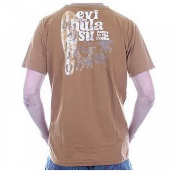 EVISU European Edition Cotton Short Sleeve T-Shirt