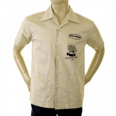Genuine Short Sleeve Khaki Shirt