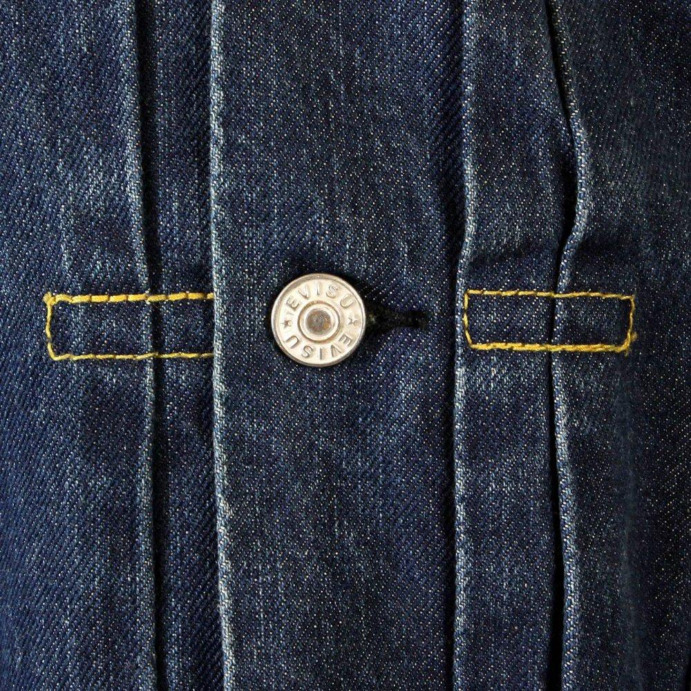 17530764f055 Buy original two pocket Evisu denim jackets for Men