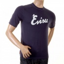 EVISU Knitted Ink Logo T shirt for men