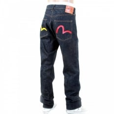 Limited Edition Vintage Cut Selvedge Raw Denim