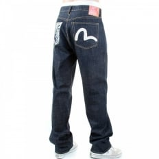 Original Handmade Limited Edition Vintage Cut Jeans